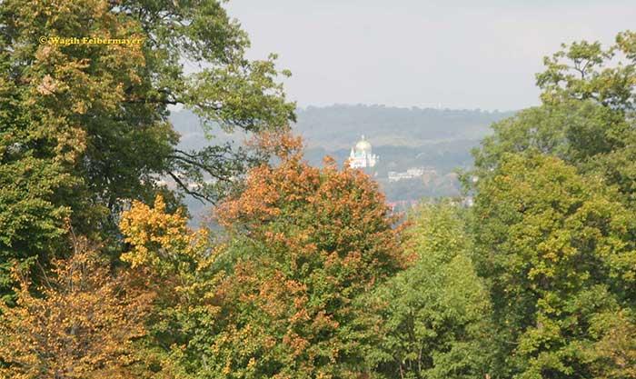 الخريف في النمسا