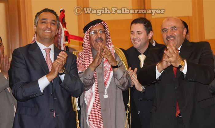 الاحتفال بالاعياد الوطنية للسفارات العربية في النمسا