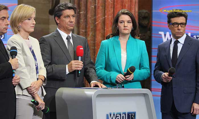 الانتخابات في النمسا